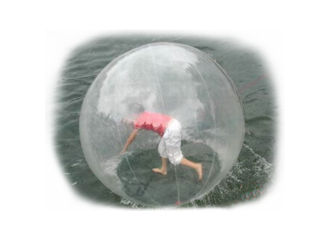 Pripučiami vandens kamuoliai